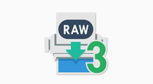 RAW FILE CONVERTER EX powered by SILKYPIX